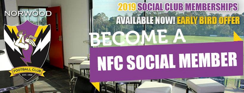 2c5ae93f3 2019 Social Memberships – Norwood Football Club